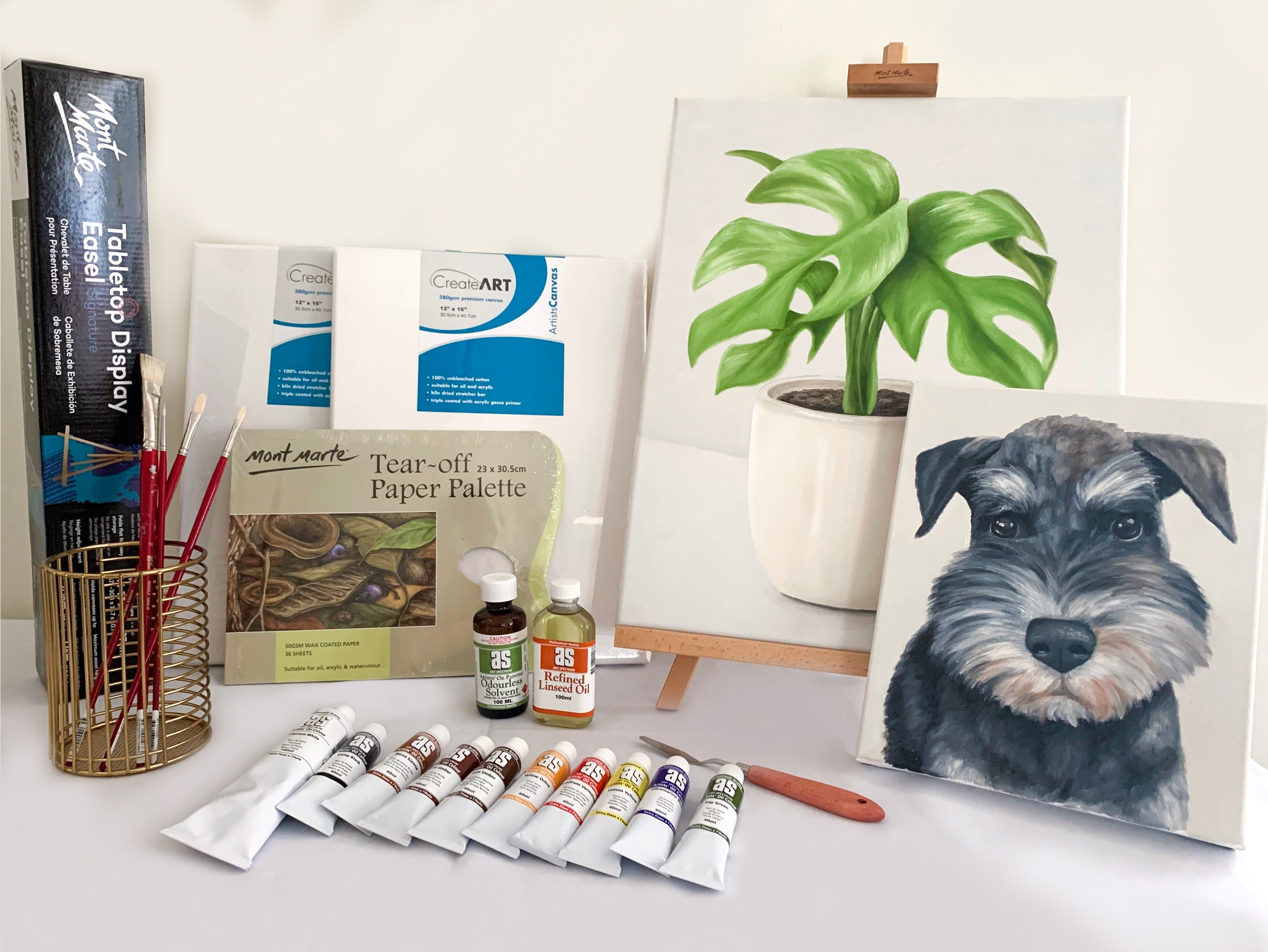 oil painting classes gold coast