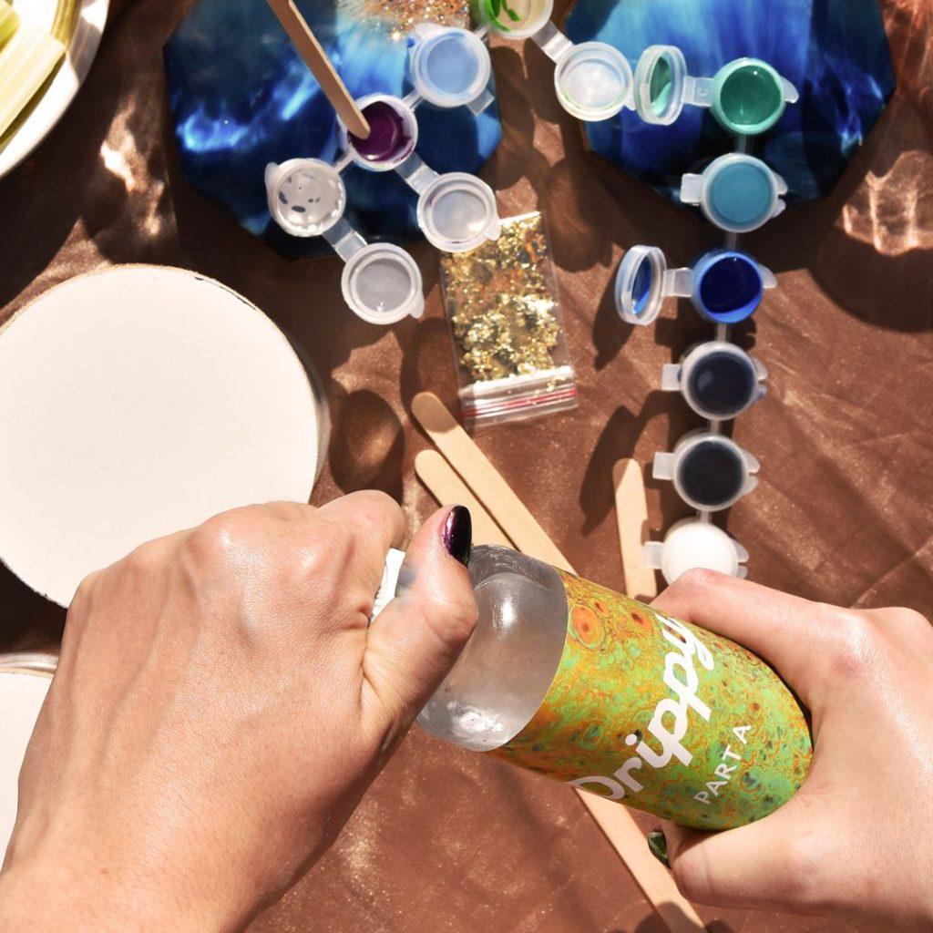 resin classes gold coast