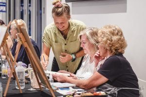 art classes gold coast