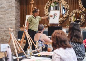 watercolor classes gold coast